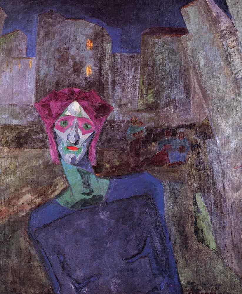 Umberto Boccioni (pintor futurista)