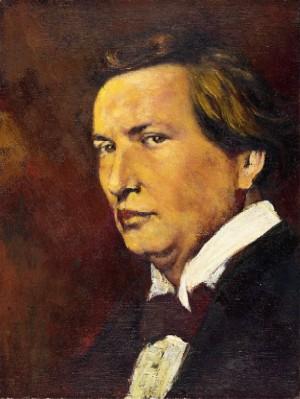 Ferruccio Busoni nel ritratto di Umberto Boccioni