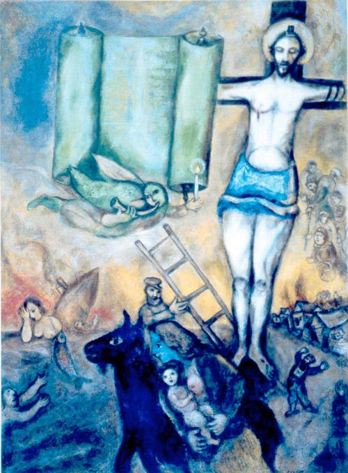 MARC CHAGALL E LA BIBBIA