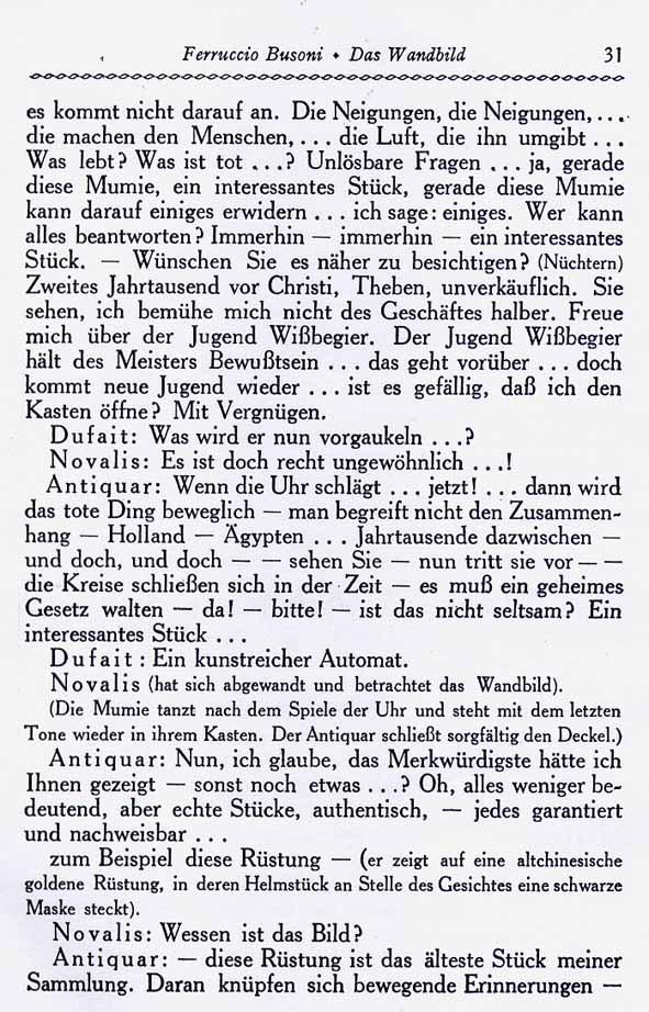 Ferruccio busoni das wandbild libretto musicato da othmar schoeck - Se monto pneumatici diversi dal libretto ...