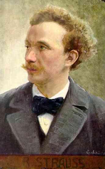 Richard Strauss. - straussgiovane