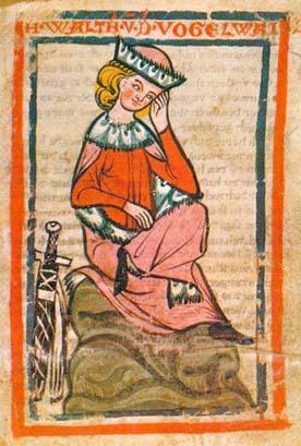Walther von der Vogelweide kreuzlied